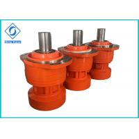 Best Construction Machinery Low Speed Hydraulic Motor Steel Material For Forest Felling Machine wholesale