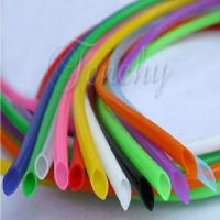Buy cheap Odorless High Temp Silicone Tubing Food Grade Round Shaped For Medical Devices from wholesalers