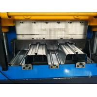 Quality 0.8 - 1.5mm Thickness Floor Deck Roll Forming Machine CNC Roll Forming Machine wholesale