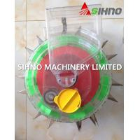 Buy cheap The Factory Price Seeder and Fertilizer in One Machine Manual Seeder for 2 Rows from wholesalers