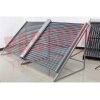 Best Three Target Vacuum Tube Solar Collector Large Heating Project Hotel Solar Heating System wholesale