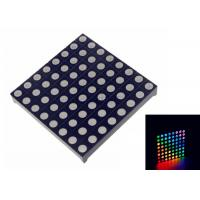 Best Hot selling electronic components 8*8 5mm Mini LED Module Display with super RGB wholesale