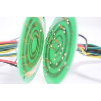 Best Signal Power Transmitting Pcb Slip Ring 4 Circuit 80 RPM Rotation Speed wholesale