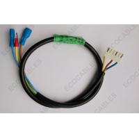 Best VDE 3*0.5sq Electrical Wire Harness With JST VHR Connector For Amplifier wholesale