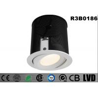 China Dia 95 * H104MM White Dimmable LED Ceiling Spotlights High Performance CE Approval on sale