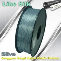 Best Polymer Composites 3d Printer filament  1.75 / 3.0 mm  ,Imitation Like Silk Filament ,High Gloss wholesale