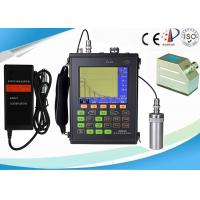 Quality Portable Ultrasonic Flaw Detector , UT Radiography NDT Inspection Equipment wholesale