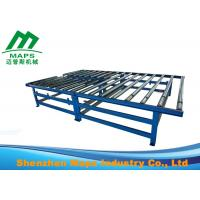 Best Mattress Production Line Automated Conveyor Systems Vertical Flap Table TM02 wholesale