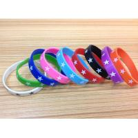 Best factory directly sell Cheap Silicon Wristband wholesale