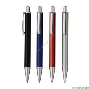 China Good quality promotion logo name printed pen,name printed metal pen on sale