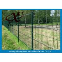 Best Customized Welded Wire Mesh Fence Panels Curved Wire Mesh 200*50 ISO Listed wholesale