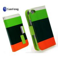 Best Multi-function Wallet Phone Cases For iPhone5 Case Cover With Card Slots wholesale