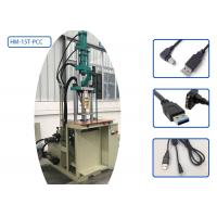 Best Mini Plastic Injection Moulding Machine / Wire Molding Machine For HDPE Camera Cable wholesale