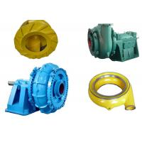 Buy cheap Horizontal Sand Dredging Pump Spare Parts For Gravel Slurry Transfering from wholesalers