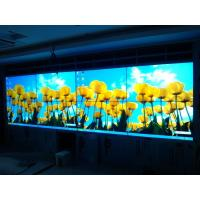 Best Indoor Movable LED Full Color Led Display Board 1000cd/㎡ Brightness Seamless Instalation wholesale