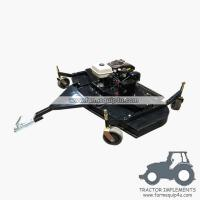 Best ATFM150-L16E ATV Finishing Mower with 14hp Loncin Engine Electric Start wholesale