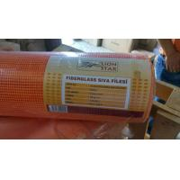 Buy cheap 5mm * 5mm 120g / m2 Fiberglass Mesh Alkali Resistant For Wall Covering from wholesalers