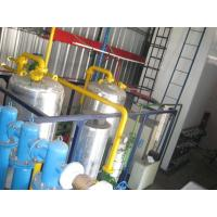 High Pure Cryogenic Oxygen Plant For Steel Industry / Gas Station Touch Screen Dispaly