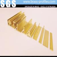 Copper Extruded Shapes : Details of copper alloy custom extruded profiles