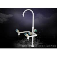 Best 360 Degree Swing Spout Science Lab Faucets , Heat Resistant Laboratory Faucets And Fixtures wholesale
