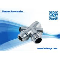 Best Plastic Bathroom Shower Accessories Water Controlled Valve For Hoses wholesale
