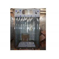 Best Pharmaceutical Weighing Booth With Pressure Gauge , Stainless Steel 201 / 304 wholesale