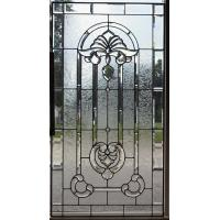 glass panel, bevel glass, bevel cluster for decoration of door and window