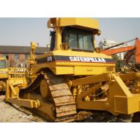 Best New Paint Second Hand Bulldozers CAT D7R , Used Caterpillar Bulldozer For Sale wholesale