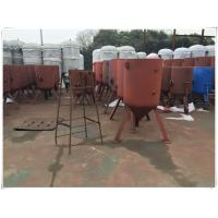Best High Pressure Horizontal Compressed Air Receiver Tank For Water Treatment System wholesale