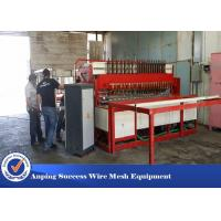 Best Double Line Wire Netting Machine , Wire Weaving Machine Multi Purpose wholesale