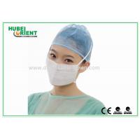 China PP Surgical Disposable Earloop Face Mask , Medical Mouth Mask on sale