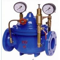 Best Flanged Class 150  ANSI Pressure Regulating Valve / Pressure Release Valve For Water wholesale
