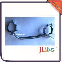 Quality R588 Galvanized Pipe Clamps Bracket For Manifold Adjustable Bracket Supporto Per Collettori wholesale