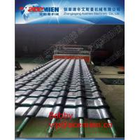 Best PVC Roof Tile machine / Plastic Roof Tile Production Line / Roof Tile Production Line wholesale