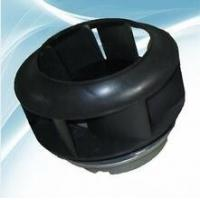 Best 175mm DC Brushless Motor Backward Curved Centrifugal Fan With Plastic Impeller wholesale