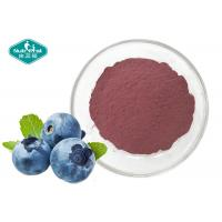 Best Vaccinium Spp Natural Fruit Blueberry Extract Powder For Antioxidant wholesale
