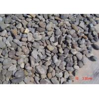 Best 30-50mm Outdoor Decorative Landscaping Stone Natural Black River Rock Pebbles wholesale