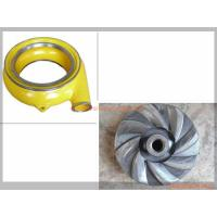 Best High Abrasive Slurry Pump Spare Part Horizontal Type Wear Resistant Material wholesale