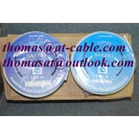 Best Satellite TV Cable SAT-703 CU/AL 75ohm (RG6-U 75th) with color strips price negotiated wholesale