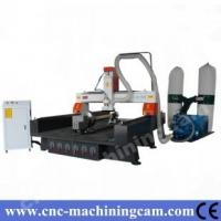 Best woodworking cnc router with dust collector & vacuum pump ZK-1325MAB(1300*2500*450mm) wholesale