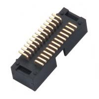 Best Dual Row SMT Box Header  Connector 26 Pin Board To Wire Connectors 20mΩ Max wholesale