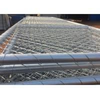 Best Customizable Chain Link Fence Gate 75mm X 75mm Wire Mesh For Sheep Yard wholesale
