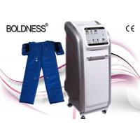 Cheap 24 Airbags Air Pressure Infrared Pressotherapy Slimming Machine , Weight loss wholesale