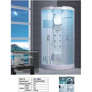 Quality 90x90cm steam shower cabin/European design shower room/shower booth wholesale