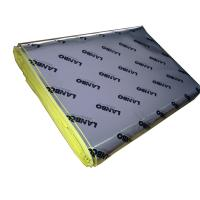 Quality Car Audio Sound Deadening Material With Self - Adhesive Butyl Rubber Sheet wholesale