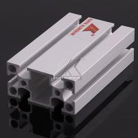 Best T6 Temper Sand Blasting Aluminium , T Slot Profile 20x40mm Anodized Finish wholesale