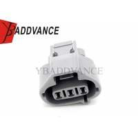 Best 7283-1835-40 3 Pin Female Automotive Connector Gray Color For YZK wholesale