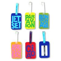 Best Silica Colored Luggage Tag wholesale