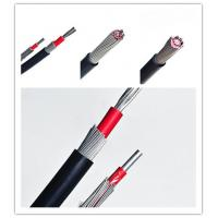 Best Low Loss Standard Coaxial Power Cable Copper / Aluminum Material ECo Friendly wholesale