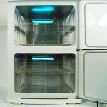 Best Hot Towel Cabinet UV Sterilizer Warmer for Beauty Salon Spa 23L * 2 wholesale